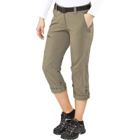 Maier Sports Lulaka Pantalones enrollables Mujer, teak